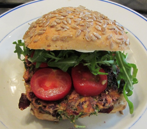 kidneybean burger (500x440)