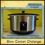 slow cooker challenge