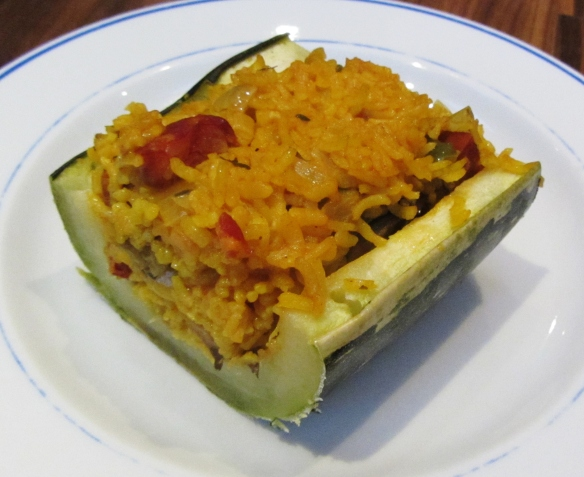 stuffed marrow 2