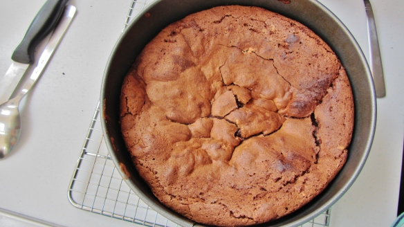 Mary Berry's Austrian Chocolate Cake