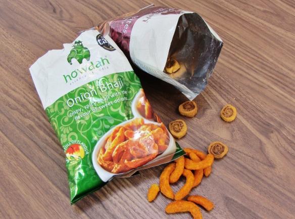Howdah gourmet indian snacks