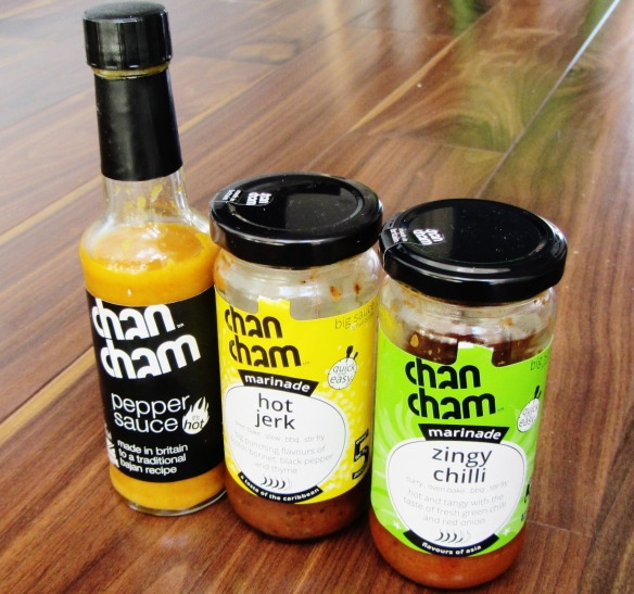 Chan Cham Sauces