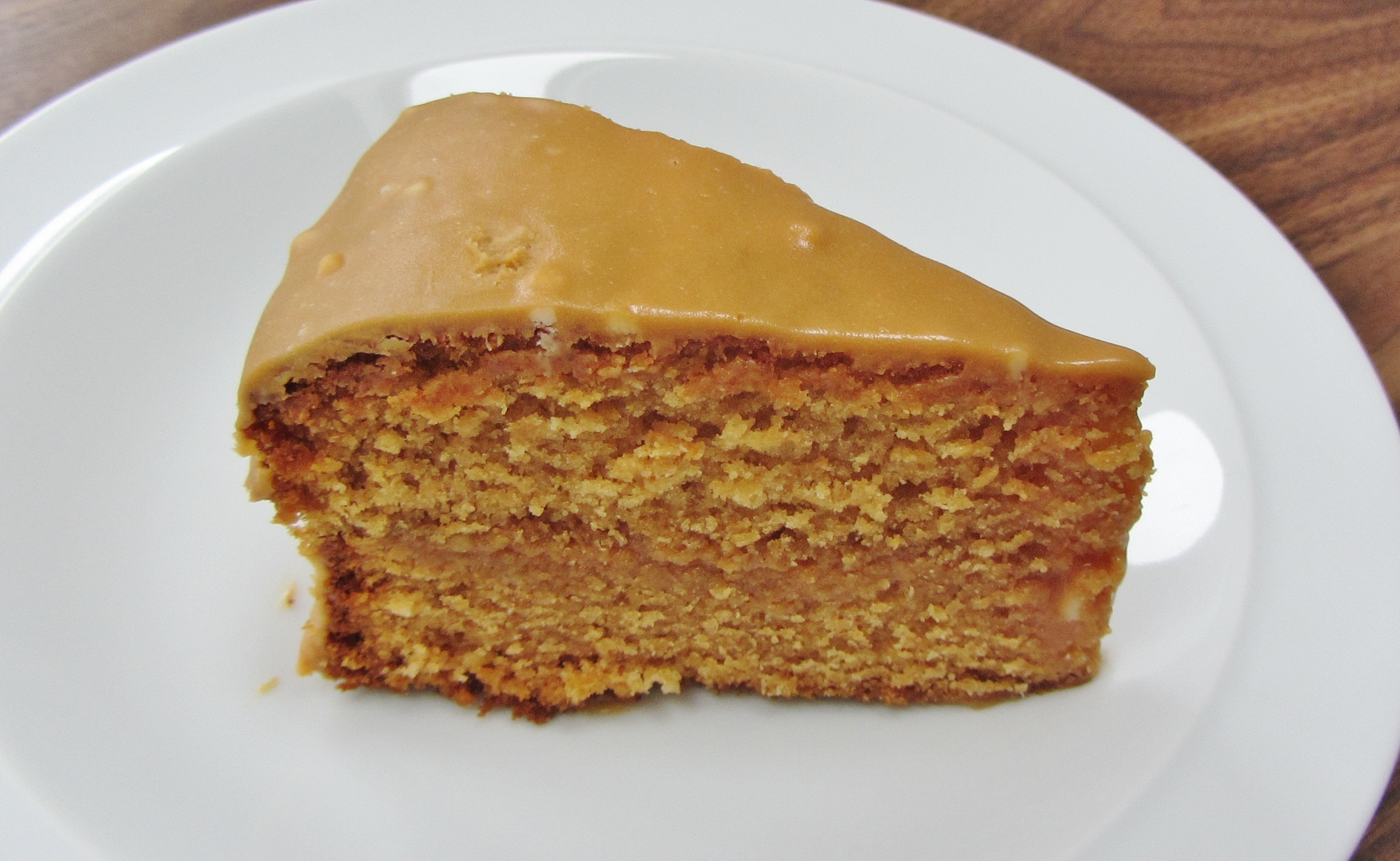 Dulce De Leche Cake | Searching for Spice