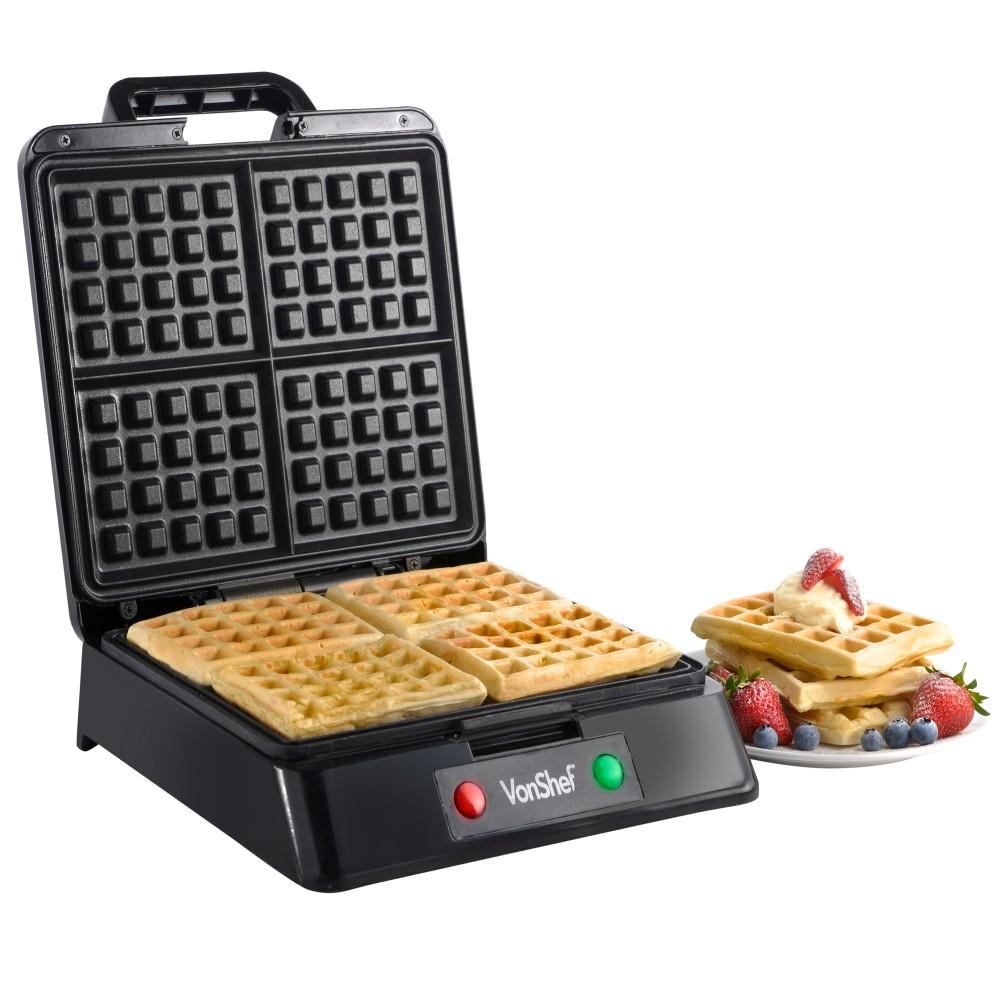 belgian waffle machine