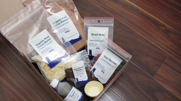 Indigo Herbs Raw Chocolate Making Kit