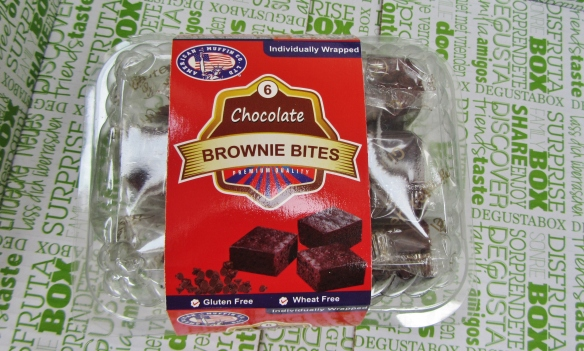 American Muffin Co Brownie Bites