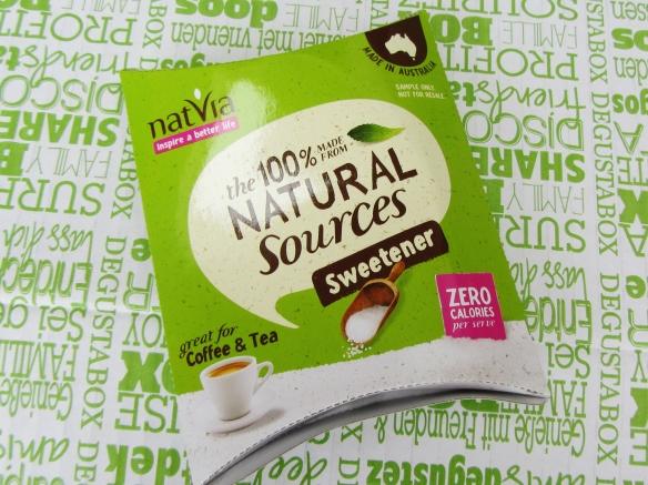 Natvia sweetener