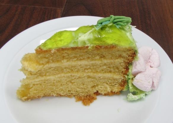 duck birthday cake 1
